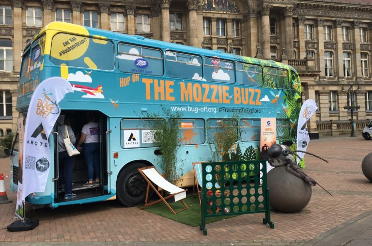 Bug Off! Mozzie Buzz Tour Dates